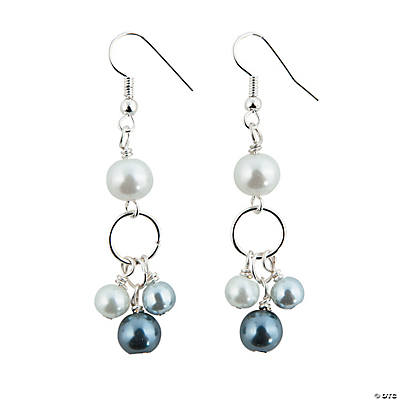 Pearl Dangle Earring Kit