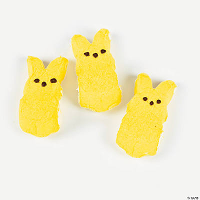 how to make peeps with marshmallows and jello