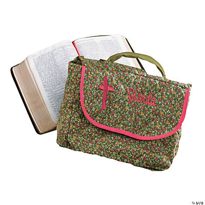 Personalized Bible Bag