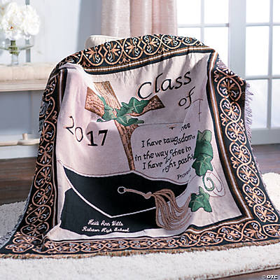 Personalized Christmas Throws