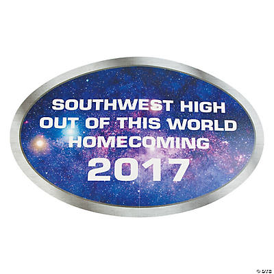 Personalized Out of this World Sign