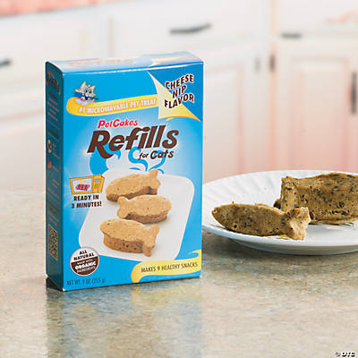 Pet Cakes For Cats Refills