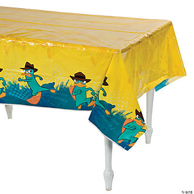 Phineas & Ferb Table Cover