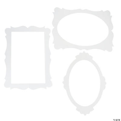 Picture Frame Cutouts