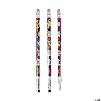 Picture Word Pencils
