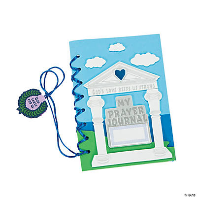 Pillar of Strength Prayer Journal Craft Kit