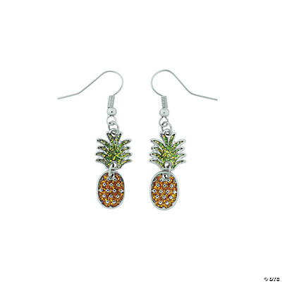 Pineapple Earrings Craft Kit