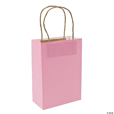 Pink Medium Craft Bags