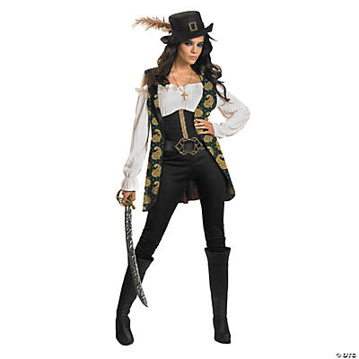 Pirates of the Caribbean Angelica Deluxe Adult Women's Costume