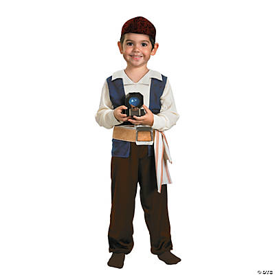 Pirates Of The Caribbean Jack Sparrow Infant/Toddler's Costume
