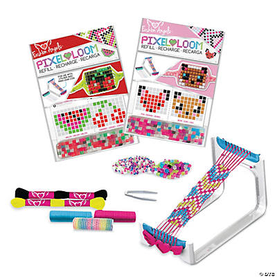 Pixel Loom and Refill: Set of 3