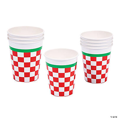Pizza Party Cups