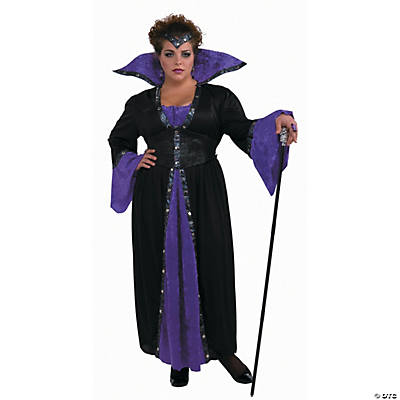 Plus Size Sorceress Women's Costume