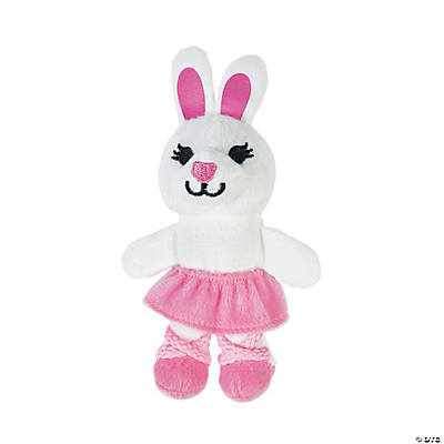 Plush Ballerina Bunnies