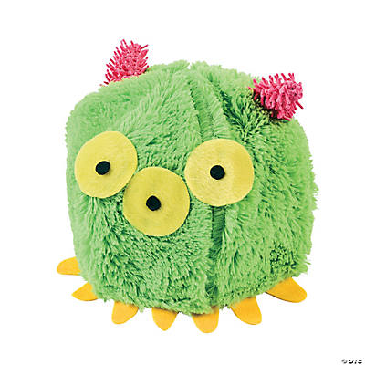 Plush Monster Hat