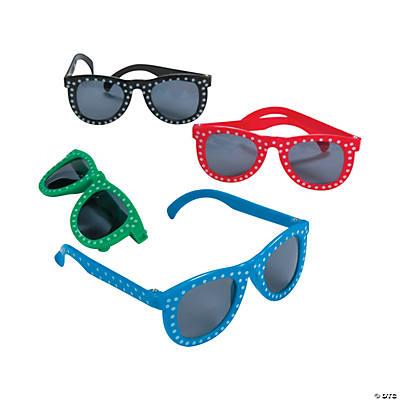 Zenni Optical Polka Dot Glasses : Polka Dot Sunglasses