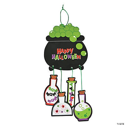 Potion Bottle Mobile Craft Kit