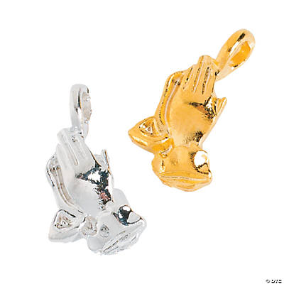 Praying Hands Charms