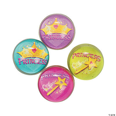 """Princess"" Bouncing Balls"