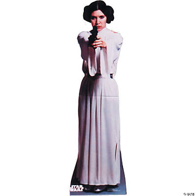 Princess Leia Organa Cardboard Stand-Up