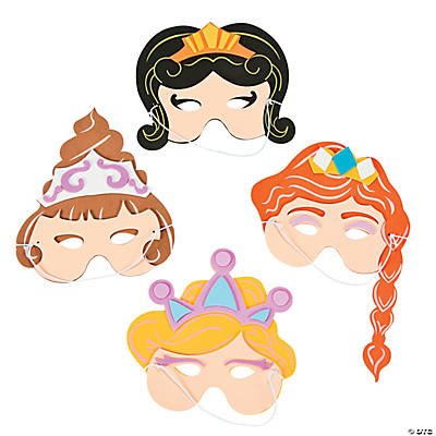 Princess Masks