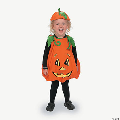 Pumpkin Child's Costume