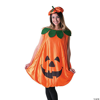 Pumpkin Costume for Adults