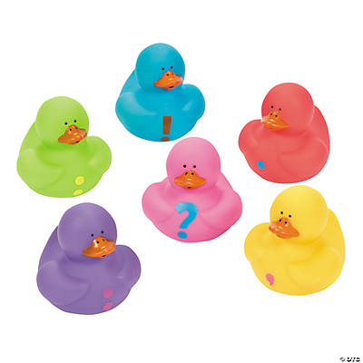 Punctuation Rubber Duckies