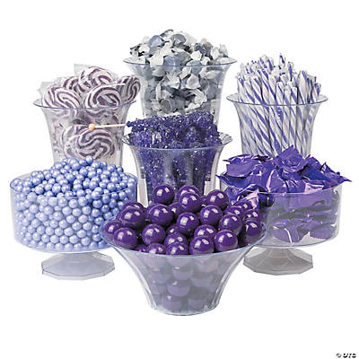 Purple Candy Buffet Assortment