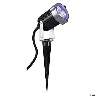 Purple LED Spotlight