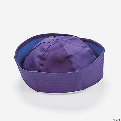 Purple Sailor Hats