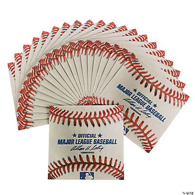 Rawlings™ Baseball Beverage Napkins