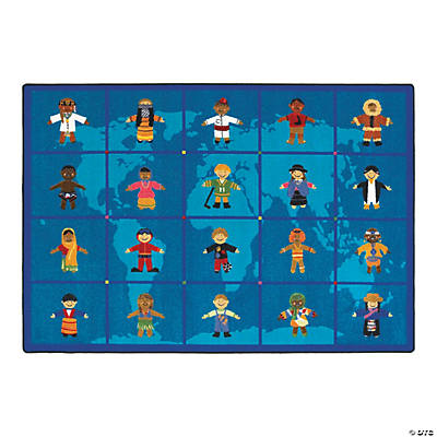 Reach Across The World® Classroom Rug