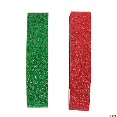 red and green sparkles - photo #30