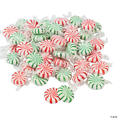 Red & Green Starlite Mints