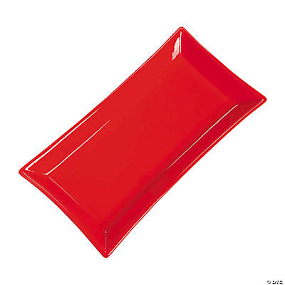 Red Tier Plate