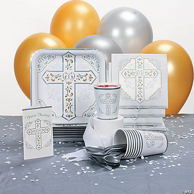 Religious Cross Basic Party Pack