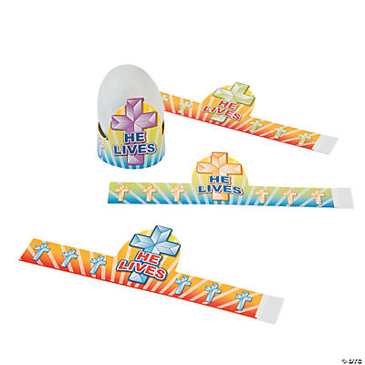Religious Easter Egg Wrappers