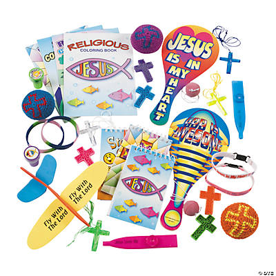 Religious Novelty Toy Assortment