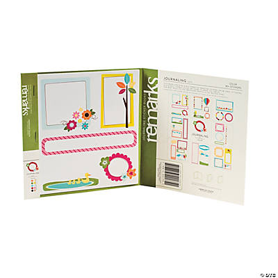 Remarks City Park Sticker Book