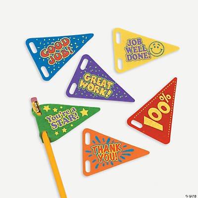 Reward Pencil Pennants