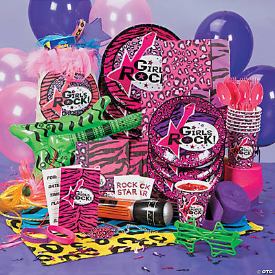 Rock Star Diva Ultimate Party Pack