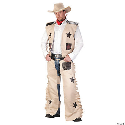 Rodeo Cowboy Costume for Men