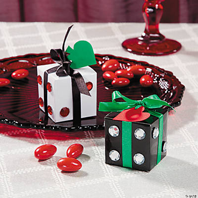 Roll The Dice Gift Boxes Idea
