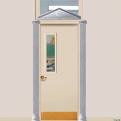 Rome VBS Door Border