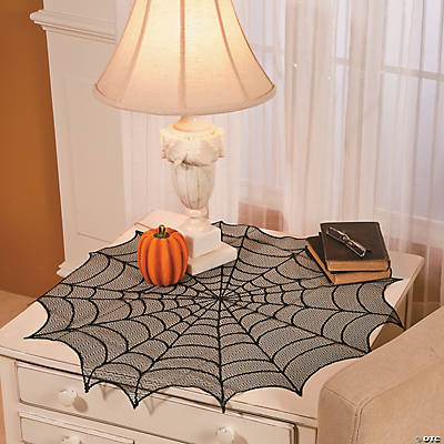 Round Spiderweb Tabletopper