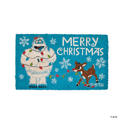 Rudolph the Red-Nosed Reindeer<sup>® </sup>Door Mat