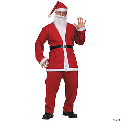 Santa Pub Crawl Adult Men's Costume
