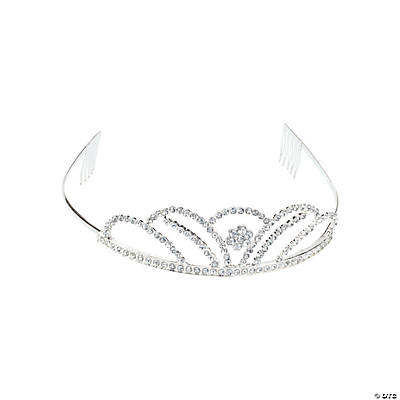 Scalloped Chloe Tiara