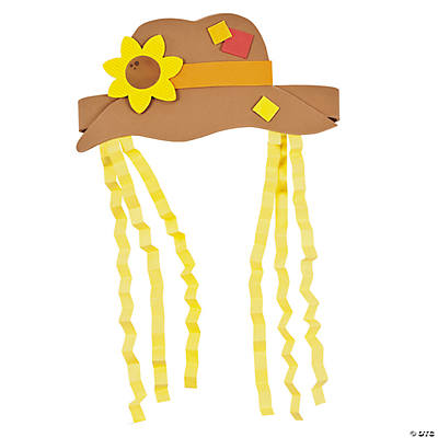 Scarecrow Hat Craft Kit